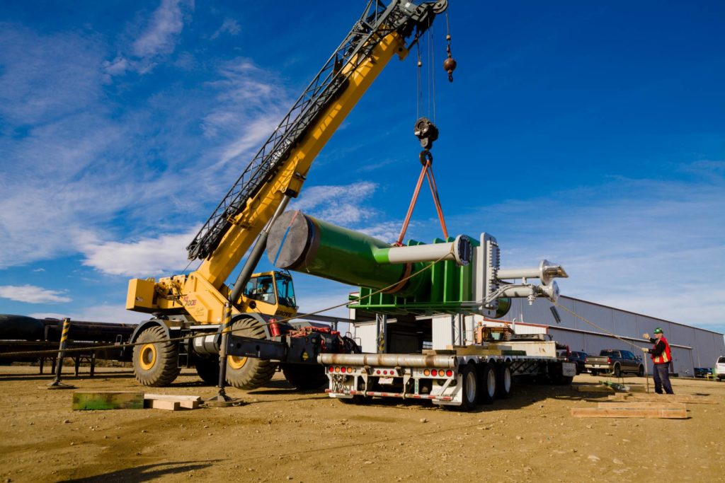 Home Academy Fabricators - Industrial Pipeline, Pipespool, & Structural Fabrication - Alberta, Canada 1