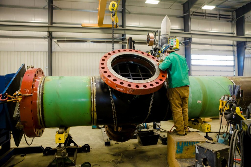 Alloy & Specialty Fabrication Academy Fabricators - Industrial Pipeline, Pipespool, & Structural Fabrication - Alberta, Canada 2