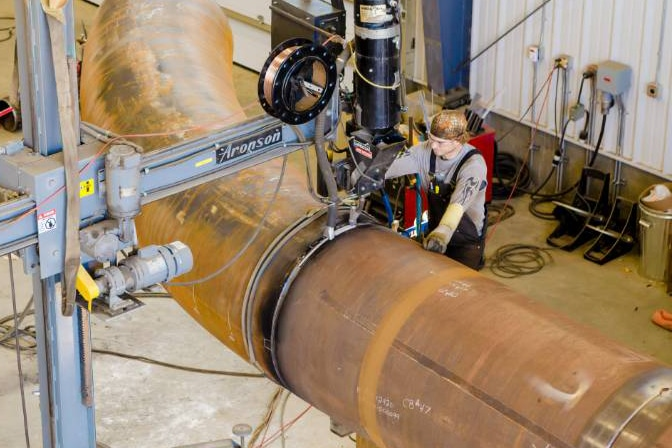 Pipespool Fabrication Academy Fabricators - Industrial Pipeline, Pipespool, & Structural Fabrication - Alberta, Canada 1