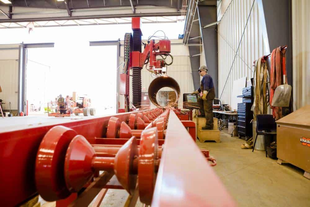 Pipespool Fabrication Academy Fabricators - Industrial Pipeline, Pipespool, & Structural Fabrication - Alberta, Canada 2