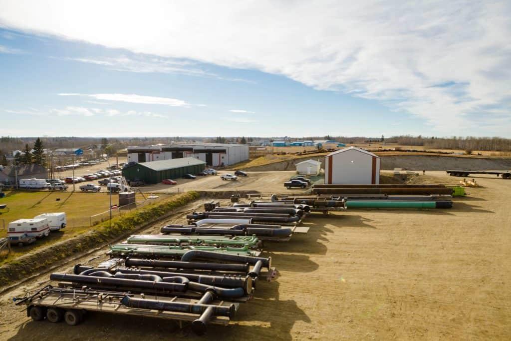 Structural Fabrication Academy Fabricators - Industrial Pipeline, Pipespool, & Structural Fabrication - Alberta, Canada 2