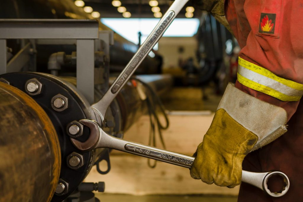 Alloy & Specialty Fabrication Academy Fabricators - Industrial Pipeline, Pipespool, & Structural Fabrication - Alberta, Canada 3