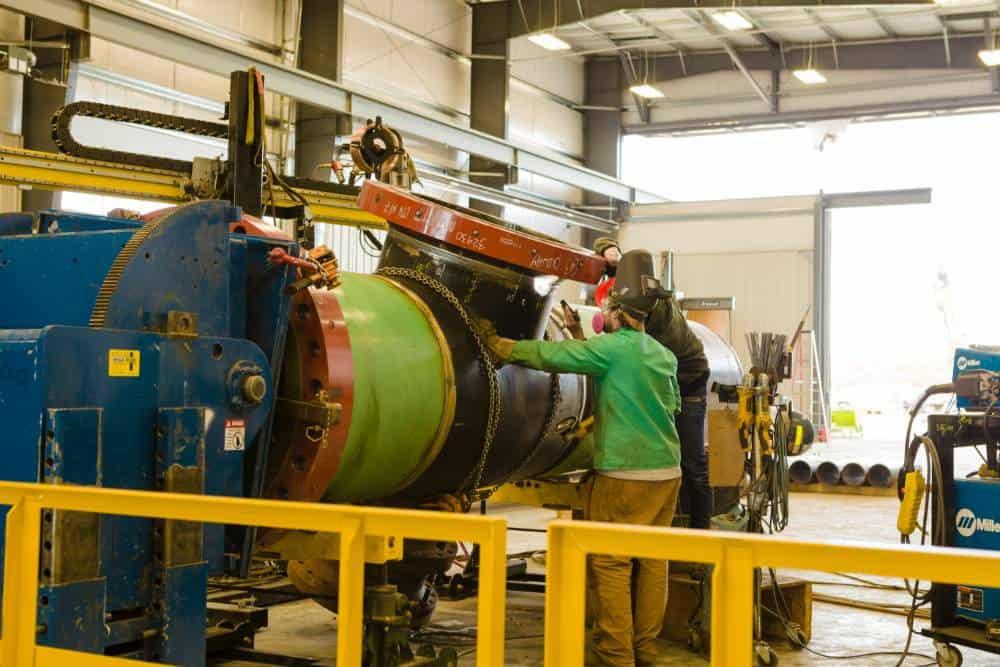 Pipespool Fabrication Academy Fabricators - Industrial Pipeline, Pipespool, & Structural Fabrication - Alberta, Canada 3