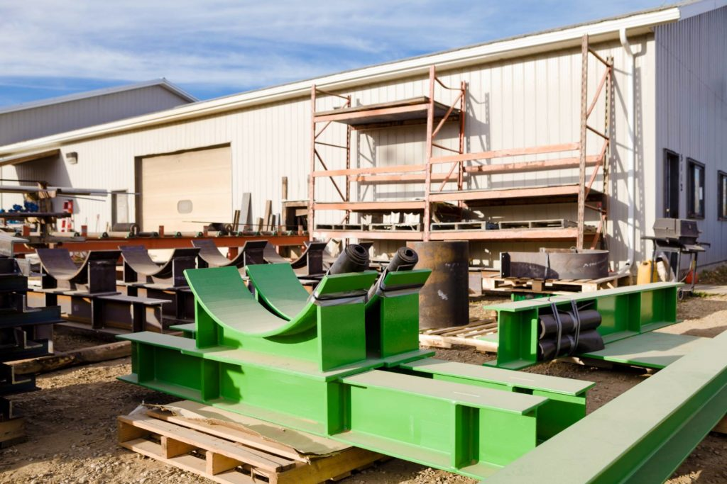 Structural Fabrication Academy Fabricators - Industrial Pipeline, Pipespool, & Structural Fabrication - Alberta, Canada 1