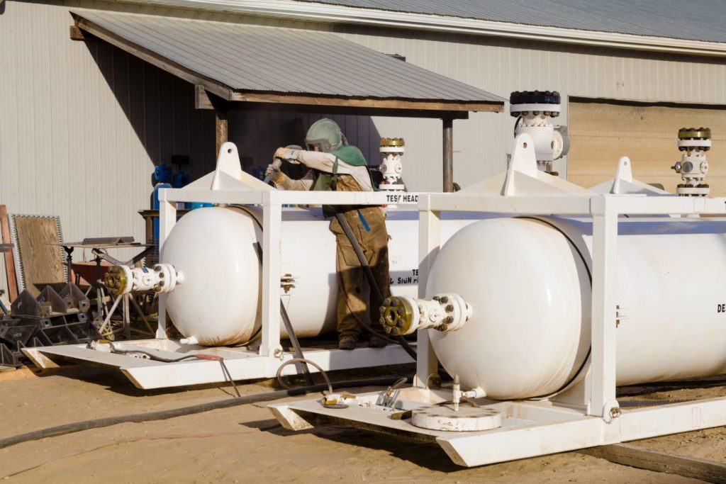 Pressure Vessel Fabrication Academy Fabricators - Industrial Pipeline, Pipespool, & Structural Fabrication - Alberta, Canada 1